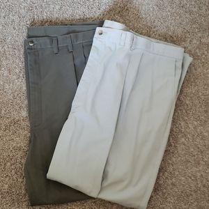 Two pair of Timber Creek Men's Pants